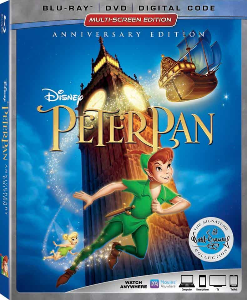 Peter Pan BluRay