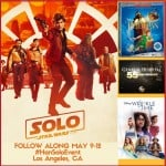 SOLO: A STAR WARS STORY Red Carpet – We're going!