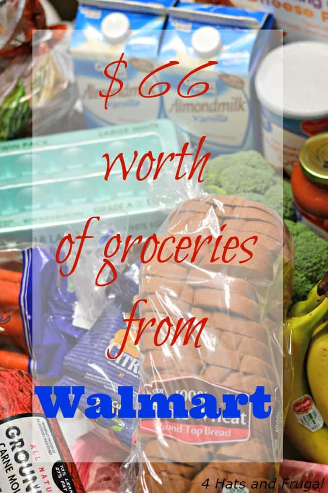This family of 5 used their $64 weekly grocery budget while grocery shopping at Walmart. Here's what they learned, what they bought and what went wrong.