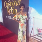 Fun At The Christopher Robin World Premiere