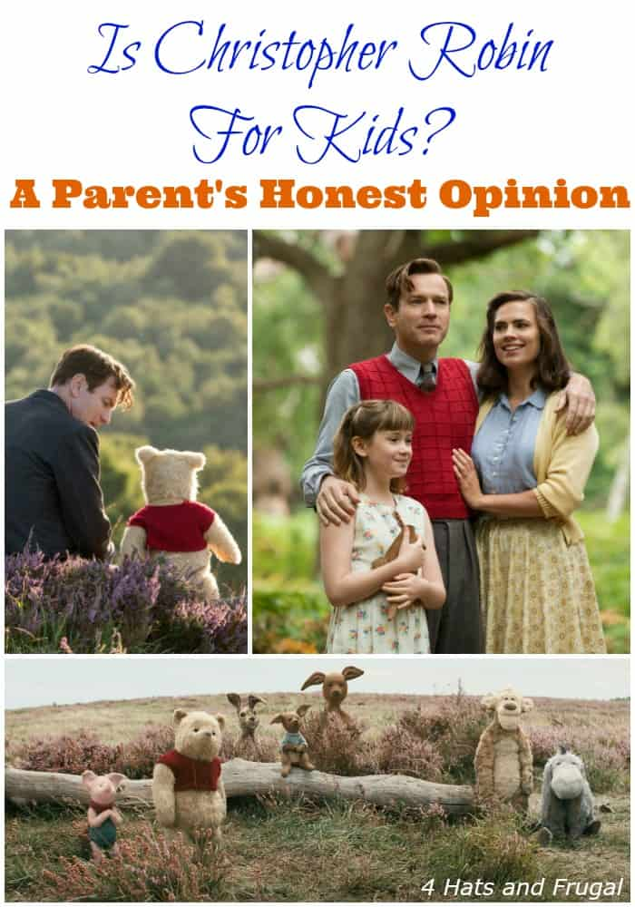 Christopher Robin Review - A Parent's Honest Opinion