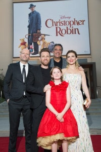 Check out how this mom had all the fun at the Christopher Robin World Premiere, and what celebrities and iconic Disney characters were in attendance.