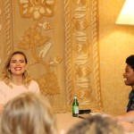 Laughter and Fun with Hayley Atwell – Christopher Robin