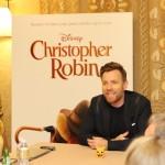 Exclusive Interview with Ewan McGregor – Christopher Robin