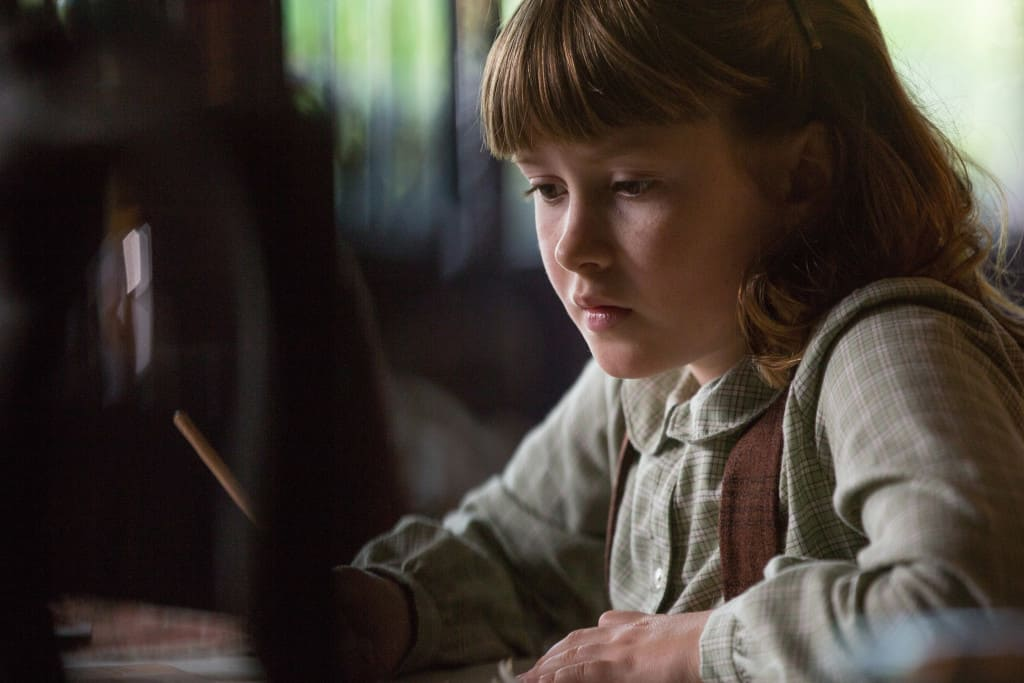 Bronte Carmichael plays Madeline Robin, the adventurous daughter of Christopher Robin in Disney's heartwarming live action movie CHRISTOPHER ROBIN.