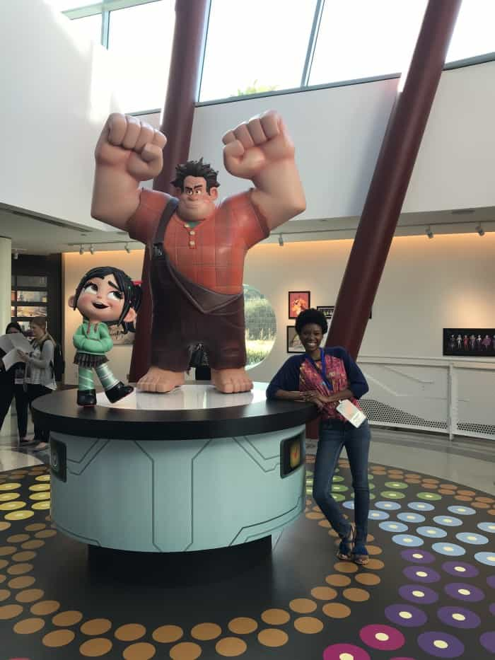 Ralph Breaks The Internet Amiyrah Martin