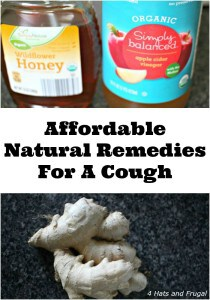 When a cold takes over your home, there are affordable natural remedies for cough that you can use to get over it.