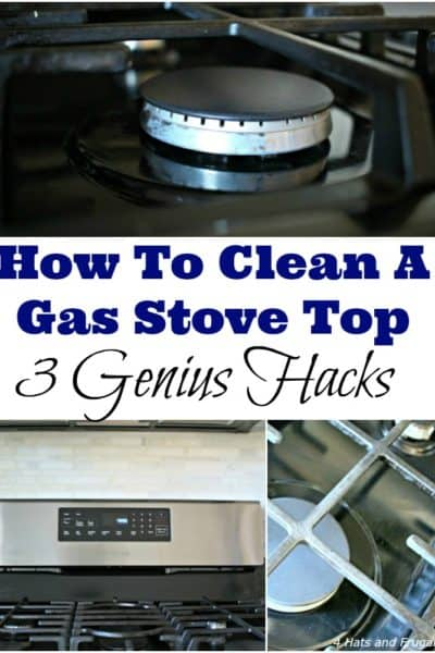 Learning how to clean a gas stove top is easy, especially when you have genius hacks to help. Read this post to see how to use olive oil to clean the stove!