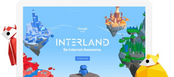 Interland Be Internet Awesome Cyber Bullying