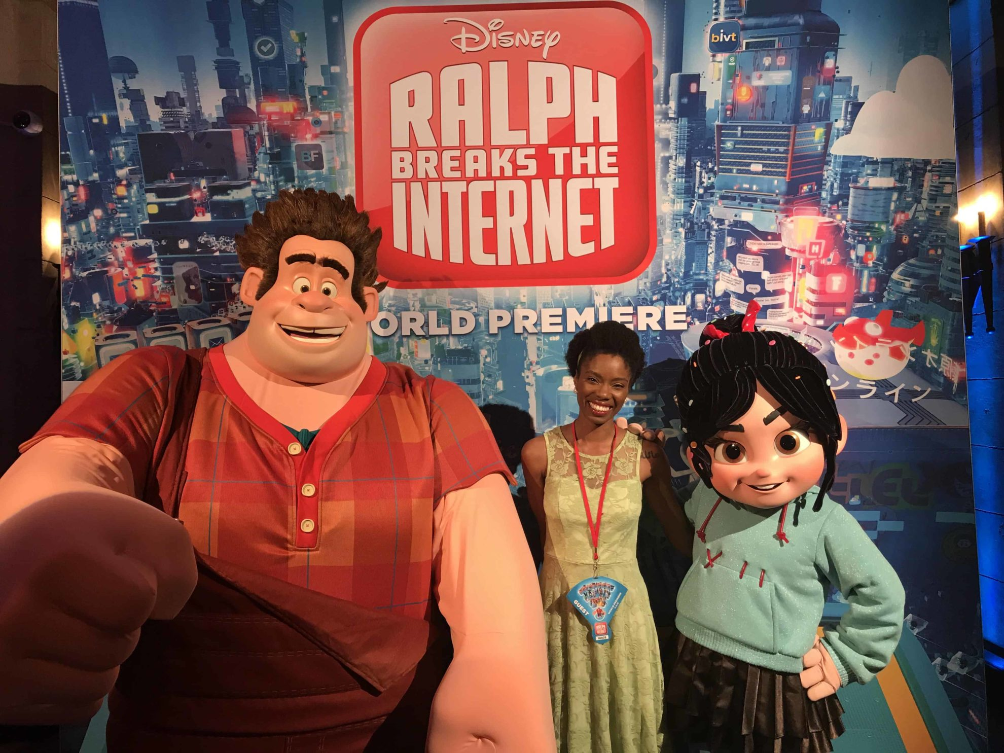 The energy at the Ralph Breaks The Internet world premiere and red carpet was truly amazing. Check out what this mom of 3 go to do at the after-party!