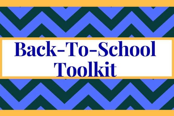 BackToSchoolToolkit