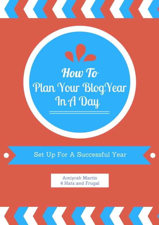 Plan Your Blog Year In A Day