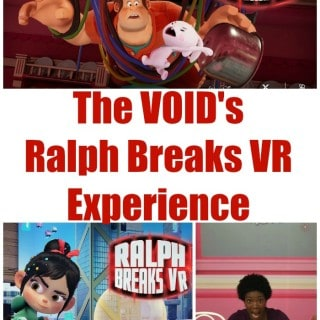 The VOID - Ralph Breaks VR Experience exclusive