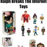 Ralph Breaks The Internet Toys and Products