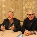 Talking All Things Music With Marc Shaiman & Scott Wittman #MaryPoppinsReturns