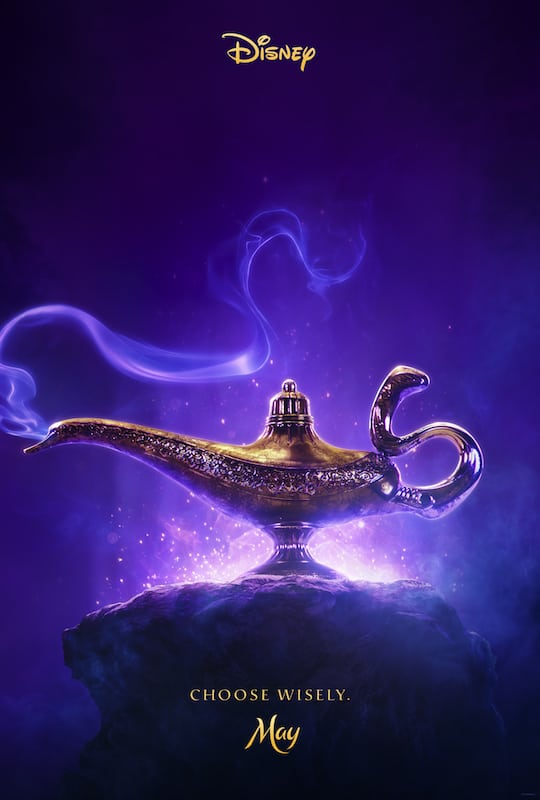Excited about the live action version of Disney's Aladdin? Here's a post with everything you need to know before Aladdin hits theaters May of 2019.
