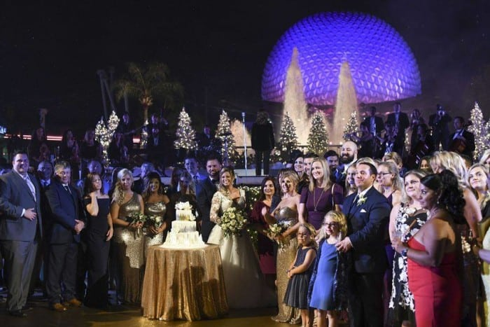 Disney's Fairy Tale Weddings EPCOT