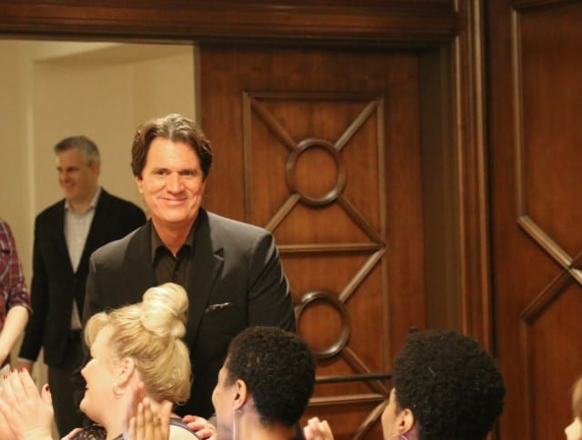 Exclusive Interview Director Rob Marshall