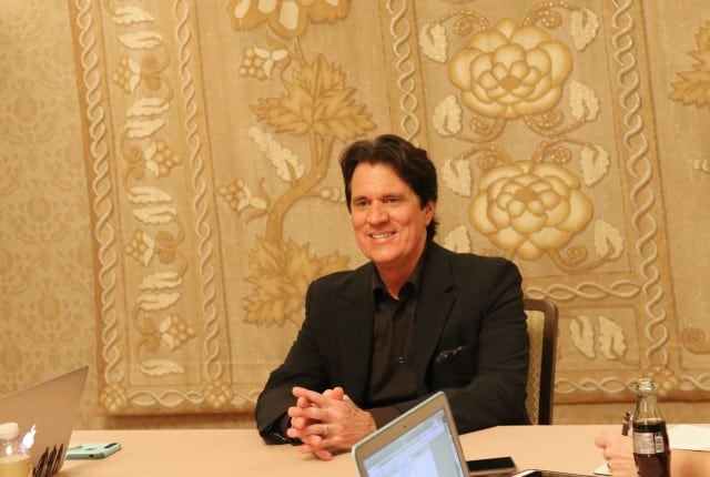 Exclusive Interview Director Rob Marshall Mary Poppins