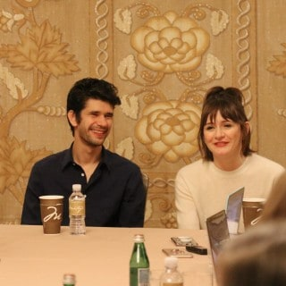 Exclusive Interview Emily Mortimer Ben Whishaw