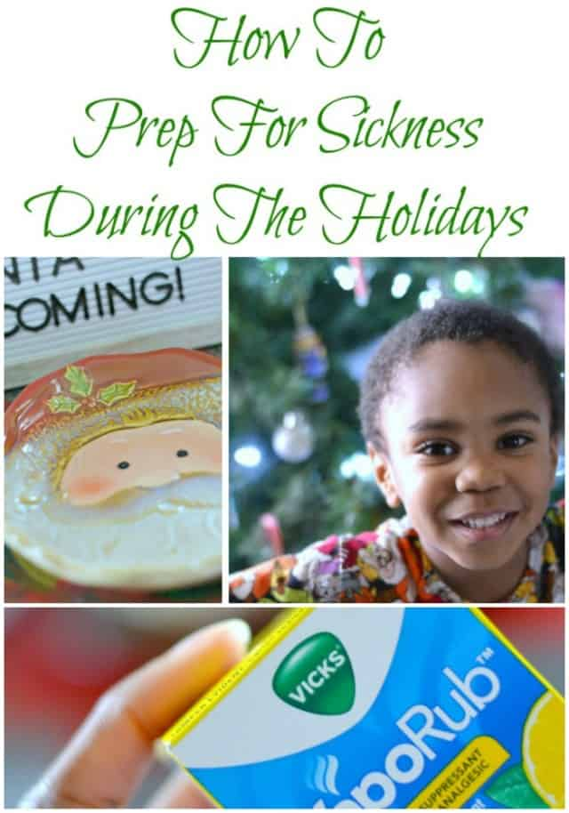How To Prep For Sickness During The Holidays collage-2