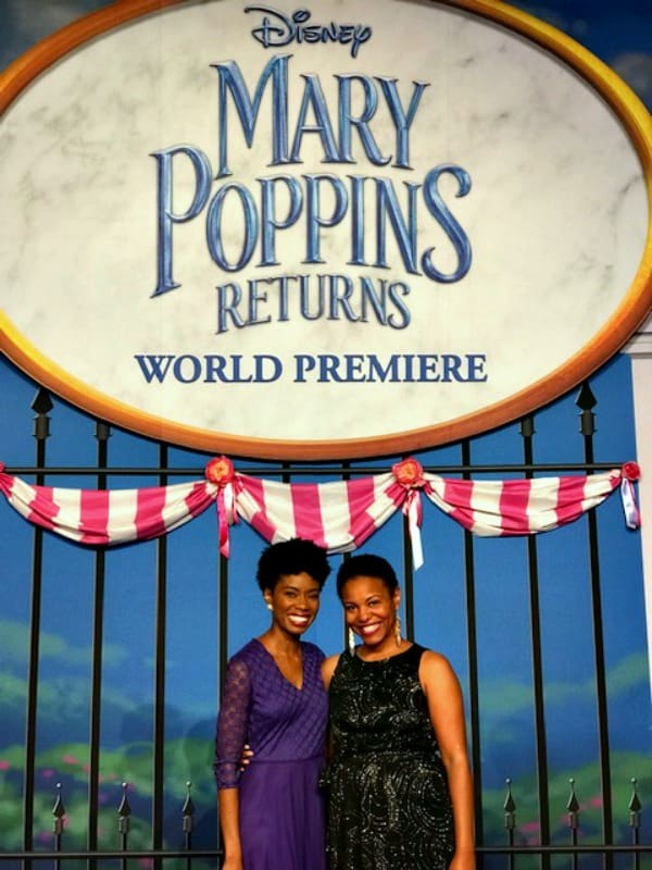 This mom got to experience the Mary Poppins Returns red carpet and after-party, and is sharing all the details and fun with you!
