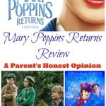 Mary Poppins Returns Review – A Parent's Honest Opinion