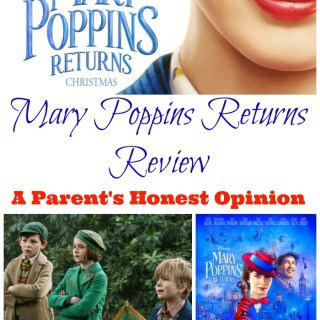 Mary Poppins Returns Review - Parent's honest opinion