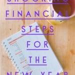Shocking Financial Steps We're Taking This Year