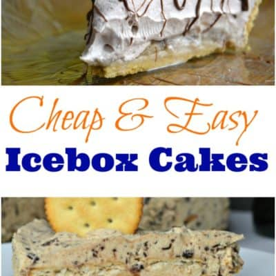 Have ever made an icebox cake? These easy icebox cake recipes will be your spring and summer dessert staples for years to come.