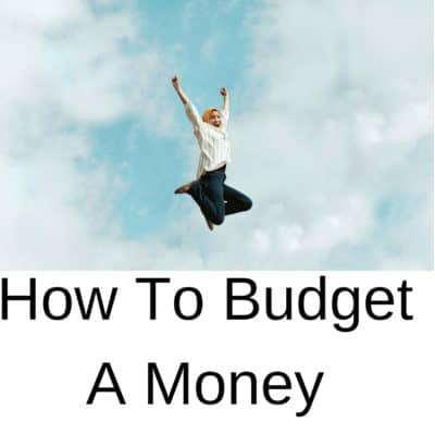 Did you know you're not supposed to spend a money windfall in less than 5 minutes? Shocker, right? Here's how to budget a money windfall.