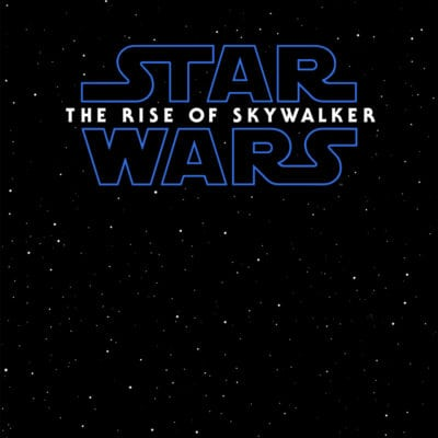 Poster for Star Wars The Rise of Skywalker