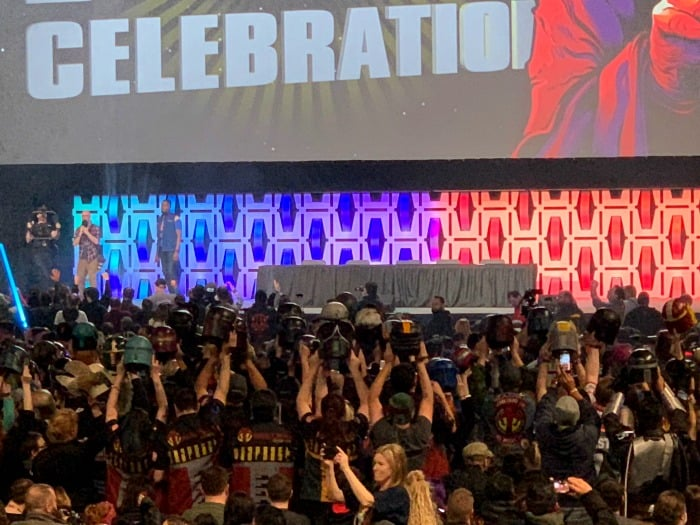 This post shares all the exclusive The Mandalorian information from the panel at Star Wars Celebration 2019, including a reaction to the trailer!