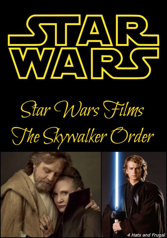 Want a quick and dirty way to watch Star Wars films in order? The secret lies with the Skywalkers.