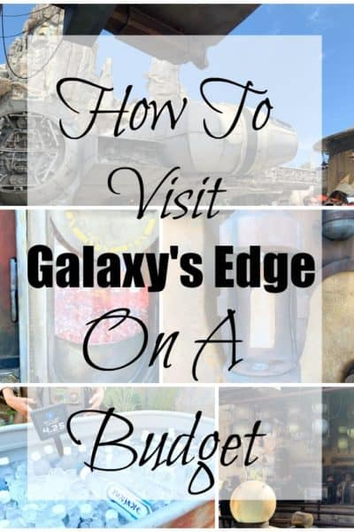 Everyone's on board to check out Batuu, but can you visit Galaxy's Edge on a budget? This detailed article shares how to enjoy your time, and save money.