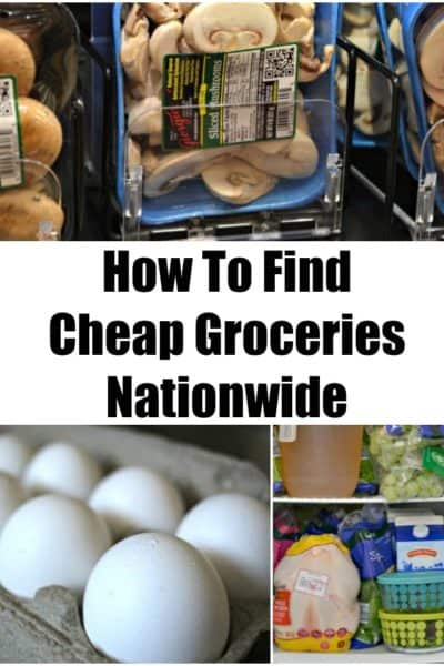 Cheap groceries aren't just available in middle America. In this post, we explore how to find cheap groceries nationwide, and keep that grocery budget low.