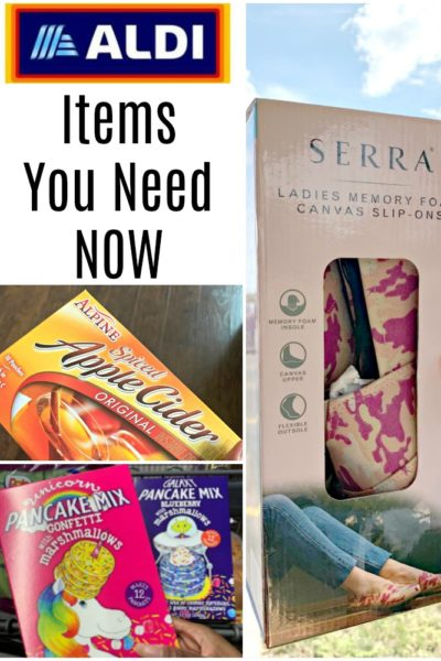 There are at least 100 ALDI special buys you need to have in your life immediately. This posts shares about 103 of them. Have you tried any of these items?