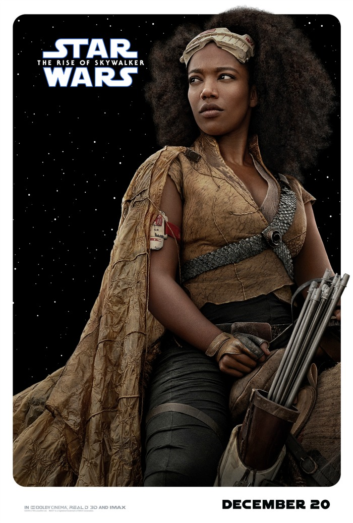 We are obsessing over these new Star Wars The Rise of Skywalker posters. This post shows all of the posters in one place!