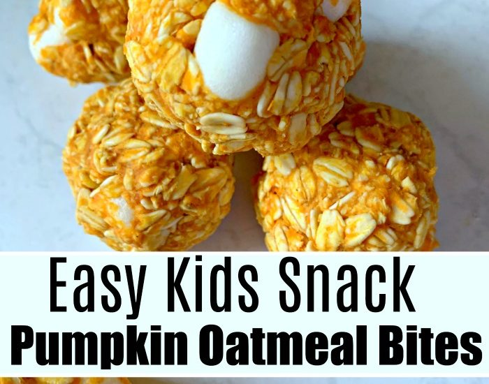 These pumpkin protein balls are a great healthy kids snack for the holidays! Check out this recipe and post to see the 4 ingredient variations you can make.