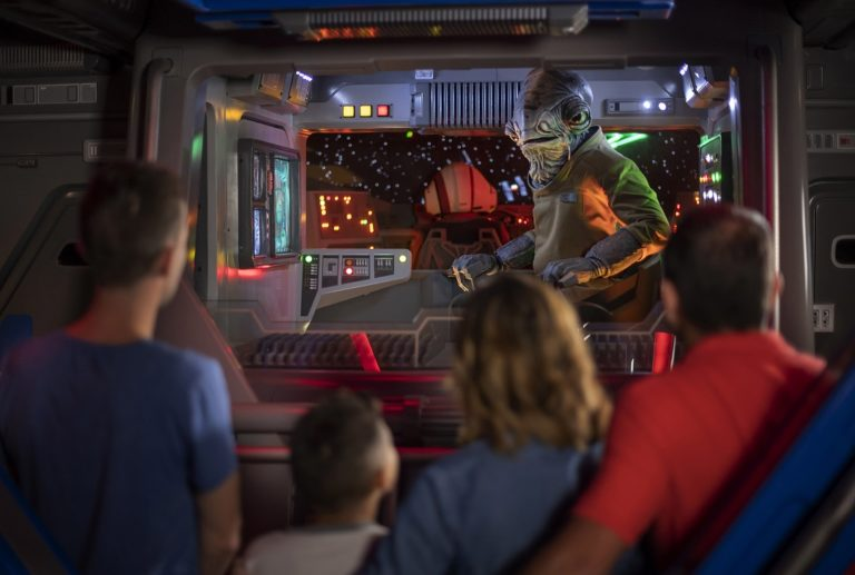 The attraction at Galaxy's Edge is now open! But is Rise of the Resistance for kids? This post shares the parts that may alarm your children.