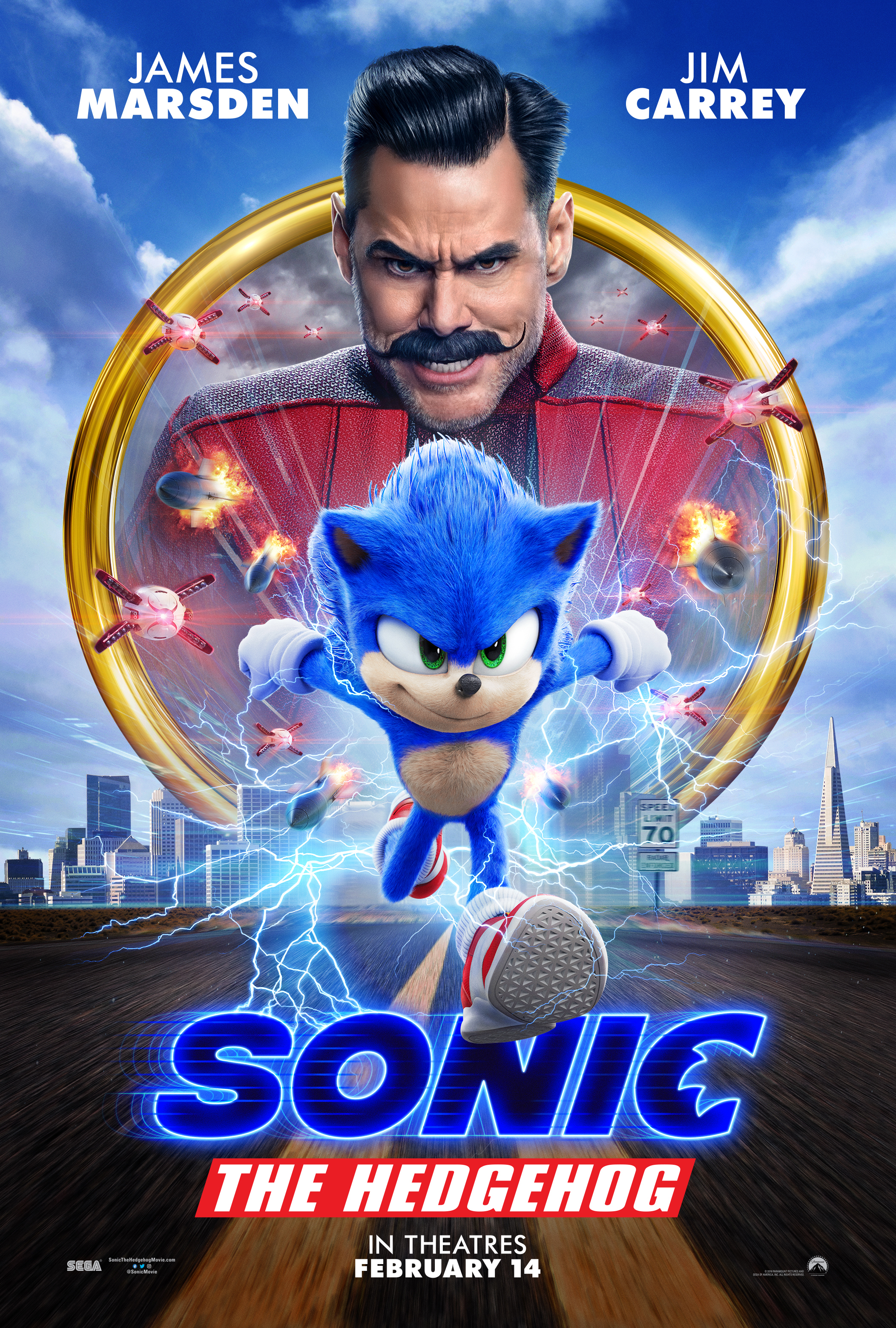 The new Sonic The Hedgehog movie is here! This post shares the best Sonic movie quotes the whole family loves and will repeat over the next few months.