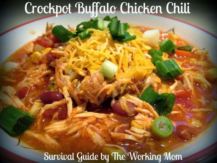 Crockpot Buffalo Chicken Chili: The Zaycon Chicken Experience