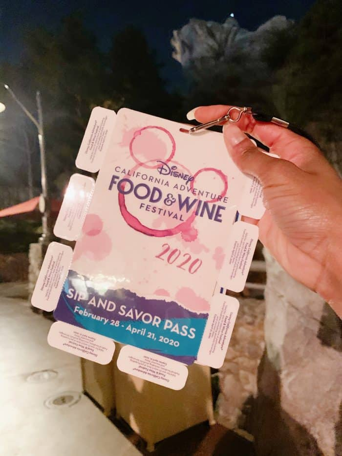 Can you do Disney California Adventure Food & Wine on a budget? You totally can! Read these 7 hacks in this blog post, and stretch that Disney dollar.