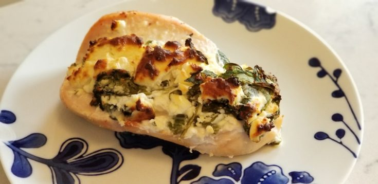 Simple & Delicious Keto Approved Spinach Stuffed Chicken Recipe