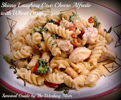 Chicken Alfredo Recipe: Healthier Alternatives with Spaghetti Squash & Wheat Pasta