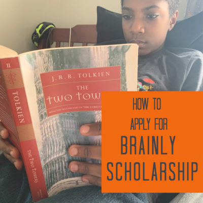 Have a high schooler on their way to college? Have them apply for the Brainly scholarship! Here's the details you need to know about this $2500 scholarship.