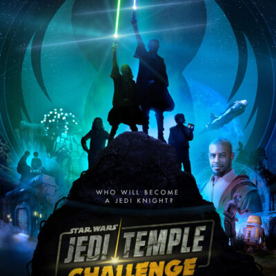 It's finally time! Star Wars Jedi Temple Challenge is premiering, and we have to scoop on the 90s show it reminds us of, and what this new game show entails