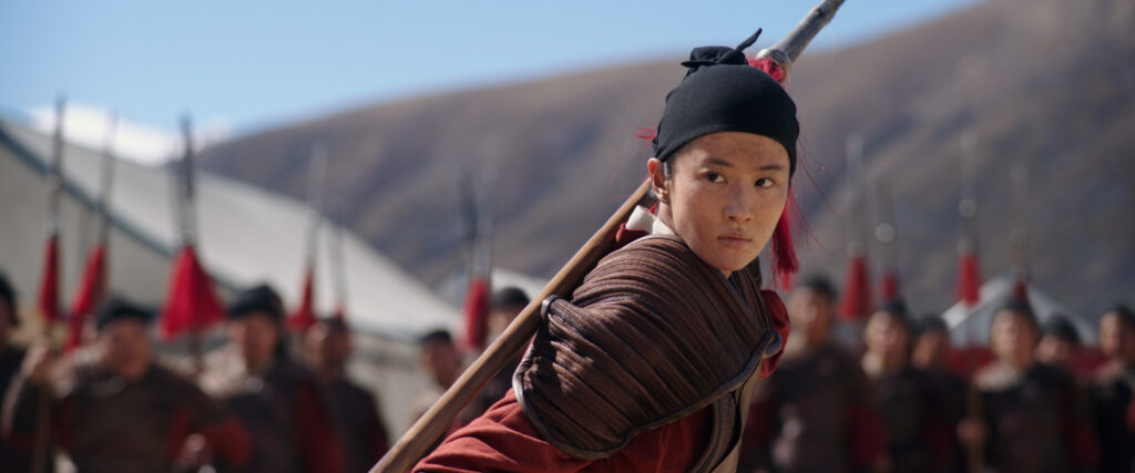 Live-action Mulan is now on Disney+! This Mulan review for parents shares if this PG-13 movie is for kids. Also, is Mulan worth paying for?